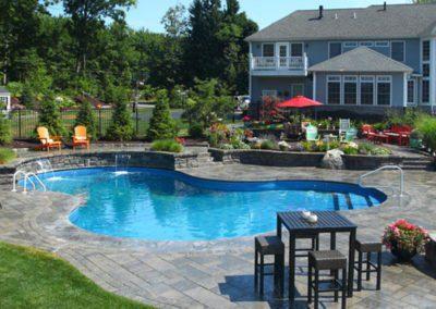 omaha fiberglass swimming pool
