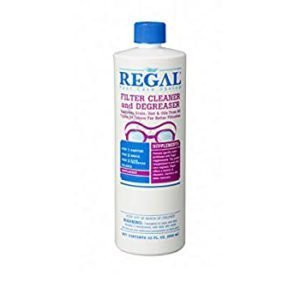Regal Filter Cleaner and Degreaser