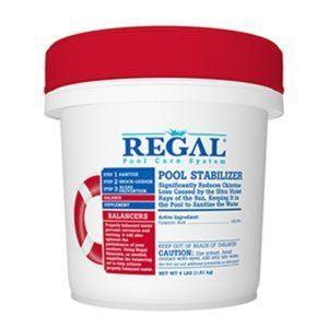 Regal Pool Stabilizer 4 pound