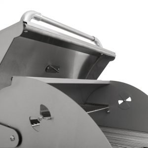 Bison Charcoal Grill Head
